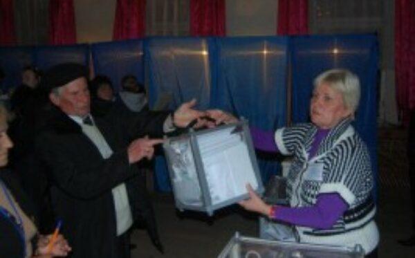 Отчет долгосрочной наблюдательной миссии местных выборов на Украине 24-31.10.2010 г.