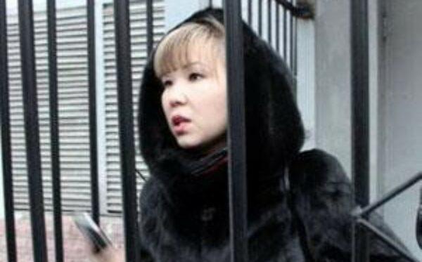 Заявление Алии Турусбековой, жены Владимира Козлова