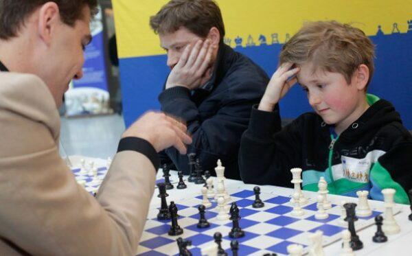 Депутаты Европарламента приняли участие в мероприятиях организованных Европейским шахматным фондом Каспарова