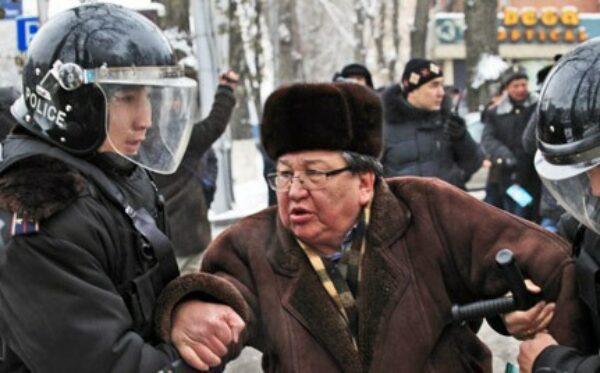 Календарь забастовок нефтяников и политических преследований в Казахстане (февраль 2012)