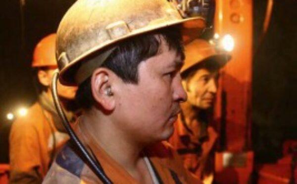 Казахстан: забастовка работников на шахте «Анненская»