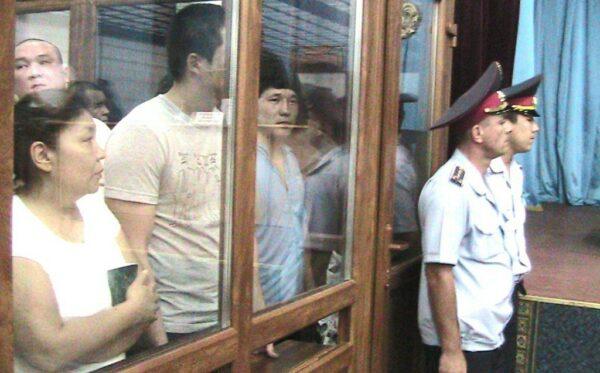 Суды в Актау и свидетельства подсудимых о пытках во время проведения следствия