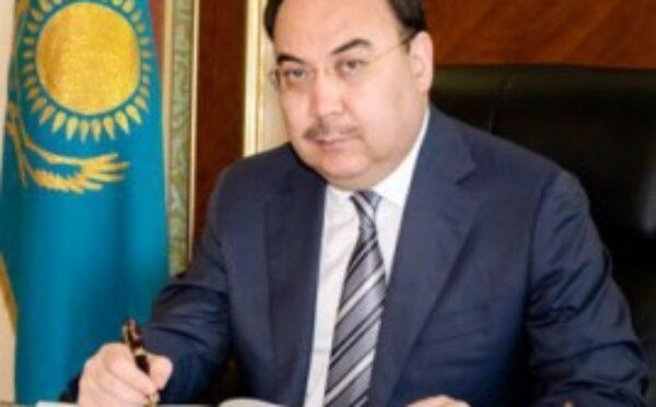 Визит министра иностранных дел Казахстана за закрытыми дверями
