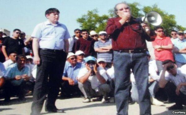 КНБ освободит Атабаева и Мамая только в обмен на ложные показания
