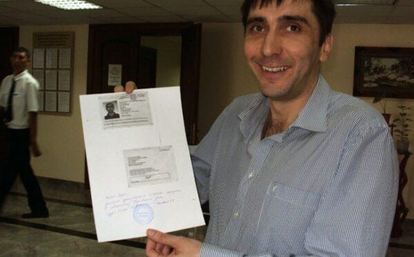 Правозащитник Вадим Курамшин освобожден из зала суда!