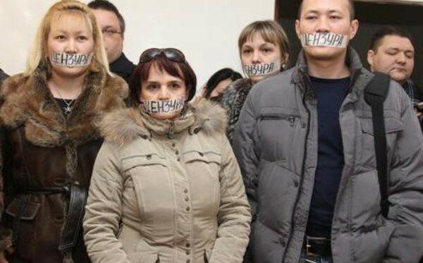 Казахстан: суды запрещают деятельность СМИ в преддверии годовщины трагических событий в Жанаозене