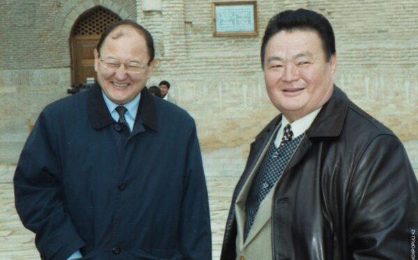 Физическое устранение политических конкурентов со стороны режима Назарбаева