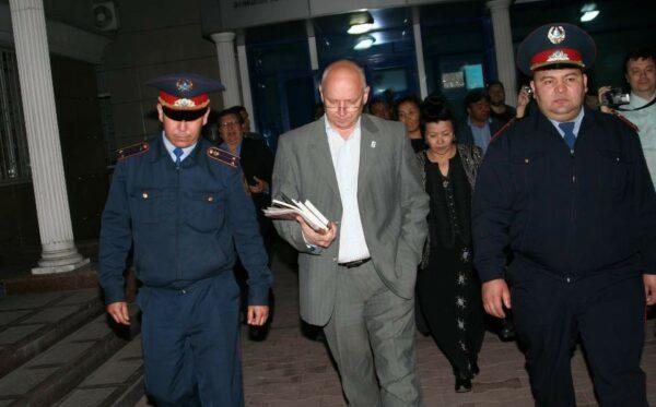 Отчет: Судебные процессы по делу Владимира Козлова