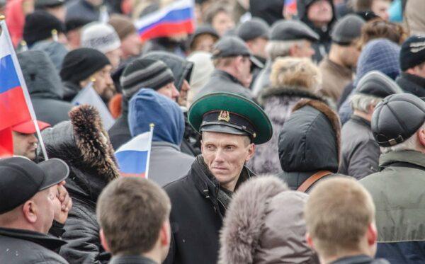 Военная оккупация Крыма Россией полностью завершена
