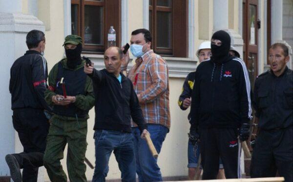 Одесская милиция ответственна за смерть 46 человек