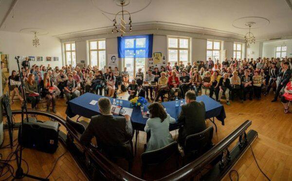 Дебаты перед президентскими выборами в Украине