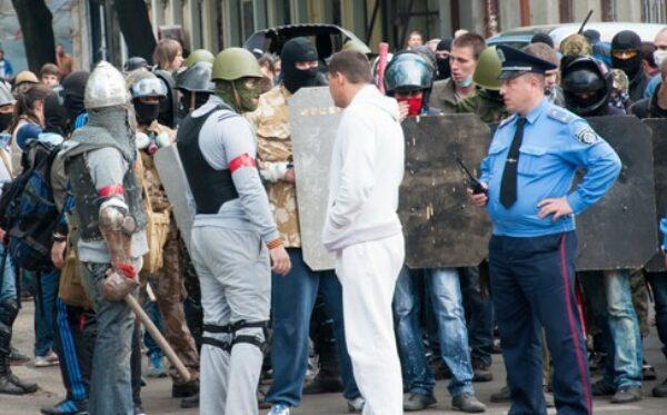 Дестабилизация ситуации на Юге Украины: Кто стоит за кровавыми событиями в Одессе