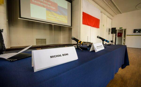 Строим вместе! Hackathon Bridge Poland to Ukraine