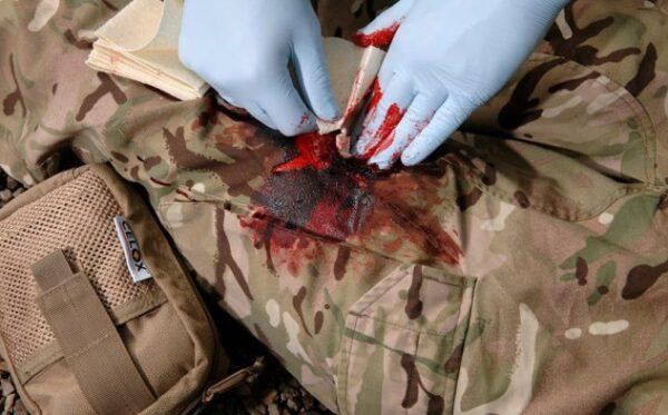 Кровоостанавливающее средство передано Национальной гвардии