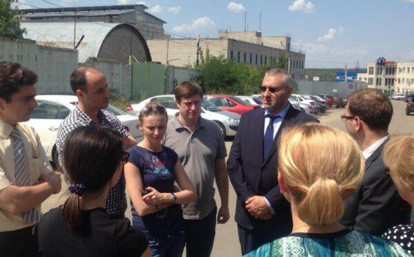 Депутатов и правозащитников не допустили к заключенной лейтенанту Надежде Савченко