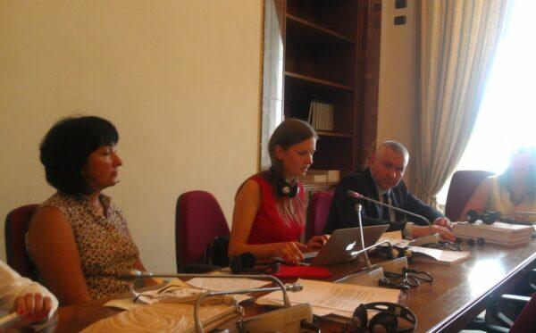 О ситуации в Украине в итальянской Комиссии по иностранным делам