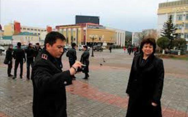 Тулетаевой не дали выйти из-за политики