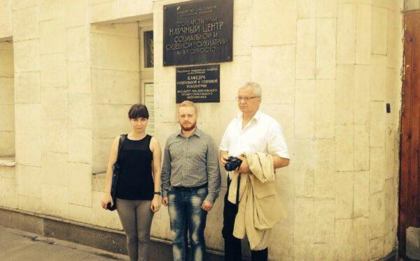 Продолжается вторая международная наблюдательная миссия в Российской Федерации