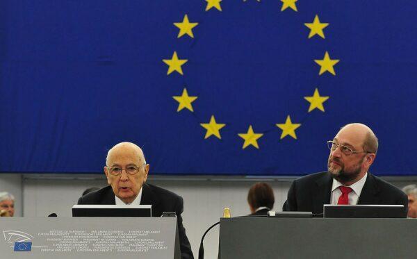 Шульц в ответ на письмо Фонда: ситуация в Украине остается объектом опасений ЕС