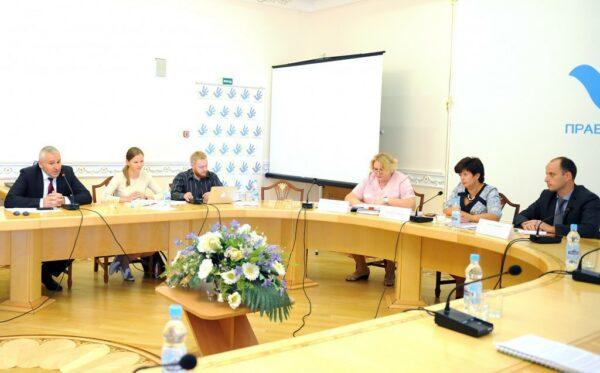 Омбудсмен Украины приняла участие в встрече с представителями гражданского общества и адвокатами Н. Савченко