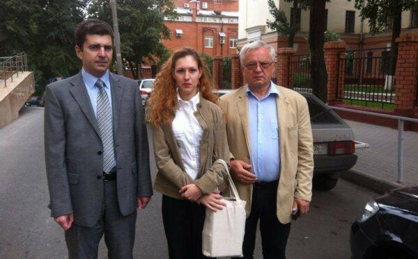 Очередная миссия по делу Савченко