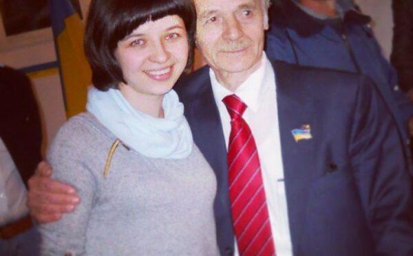 Встреча с Мустафой Джемилевым