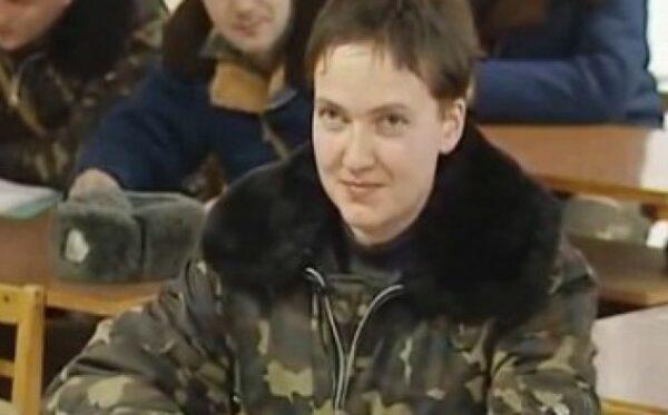 Надежда Савченко – узница совести