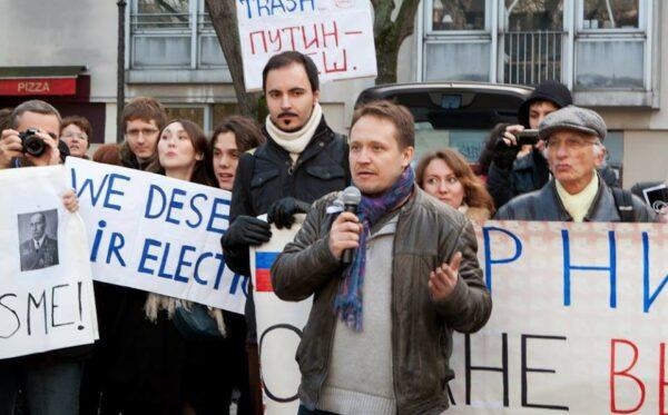 Французский активист Николай Кобляков возвращается домой