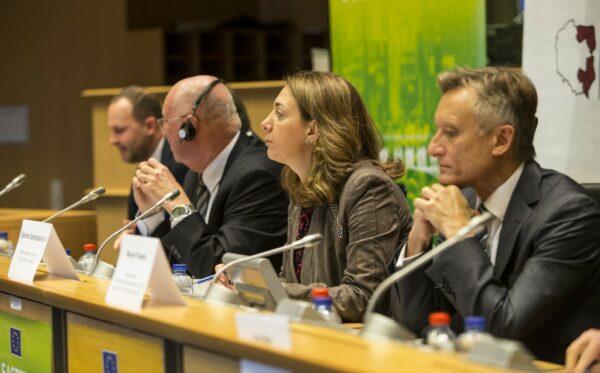 Фундация «Открытый Диалог» выступает соорганизатором проводимых в Брюсселе во второй раз Дней Восточного партнерства