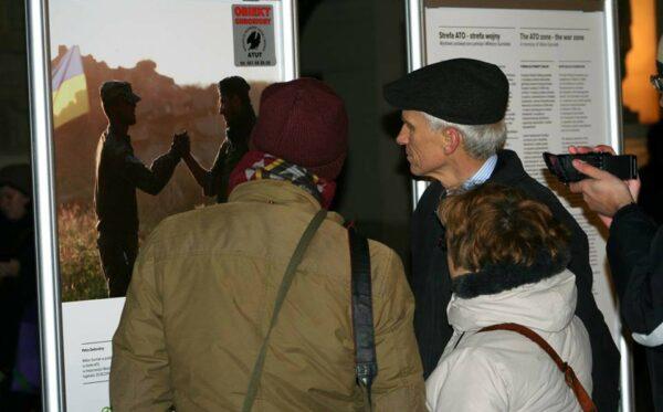 Выставка «Зона ATO – зона войны»