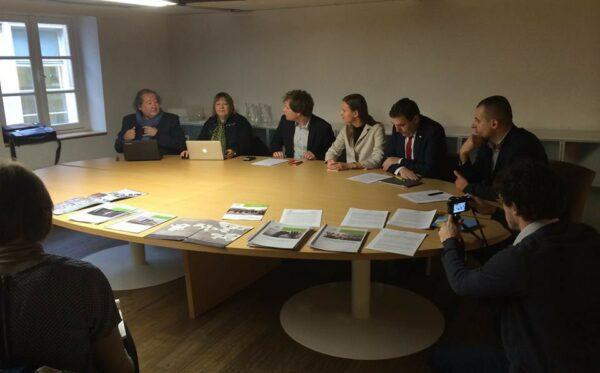 Конференция, посвященная нарушению прав человека и политическим репрессиям в Казахстане
