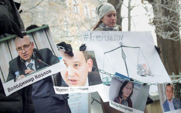 Правозащитники призвали Олланда не сотрудничать с Назарбаевым