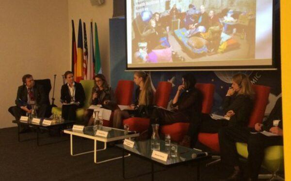 VIII Форум «Европа-Украина»: о внутренних беженцах в Украине