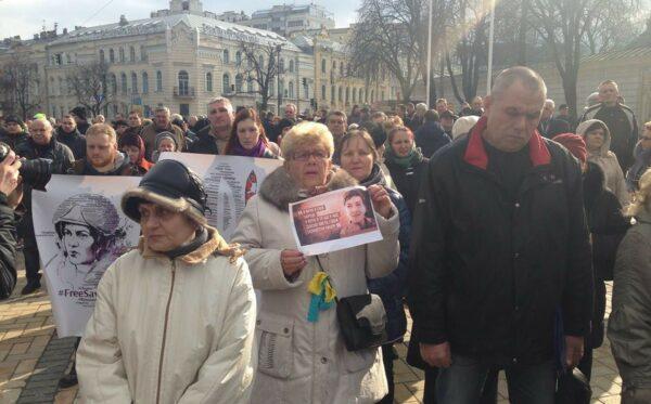 «Батькивщина» поддержала «список Савченко»