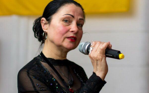 Концерт Светланы Григорьевой в «Украинском мире»