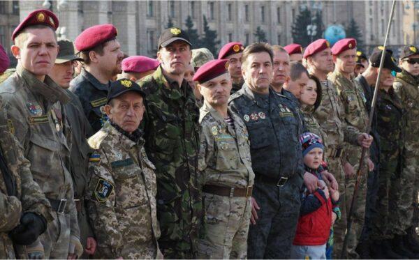 Отчет: Добровольческие батальоны. Возникновение, деятельность, противоречия