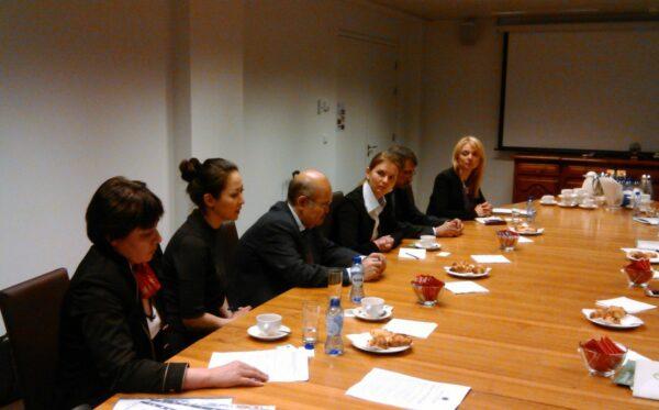 Мероприятия в Брюсселе, посвященные правам человека в Центральной Азии