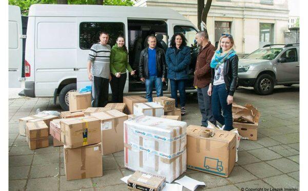Повторный визит «Честной Украины» в «Украинский мир»