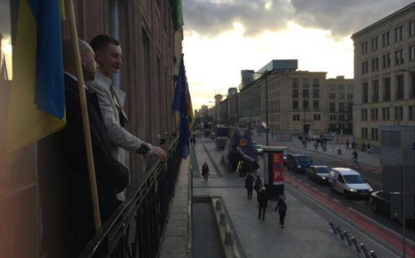 Европейский шанс для украинских предпринимателей. Владельцы сети «Чумак» в Польше