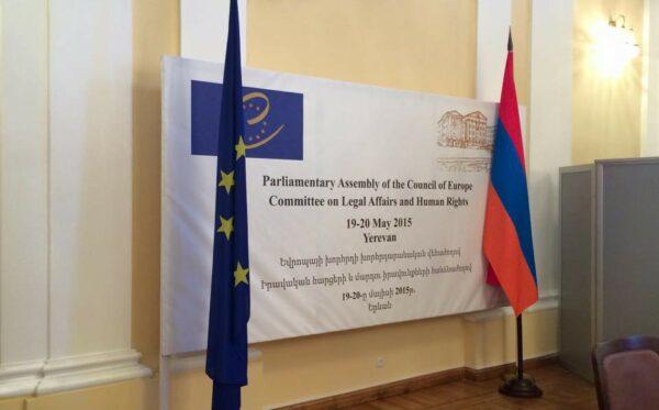 Фундация приняла участие в слушаниях Комитета по правам человека ПАСЕ на тему злоупотреблений Интерпола