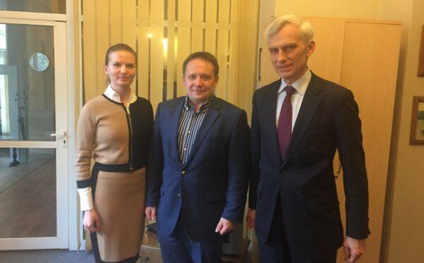 Критик Путина в Варшаве. Николай Кобляков – гость Фундации «Открытый Диалог»