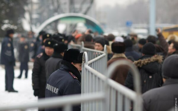 Отчет: Притеснения гражданского общества в Казахстане