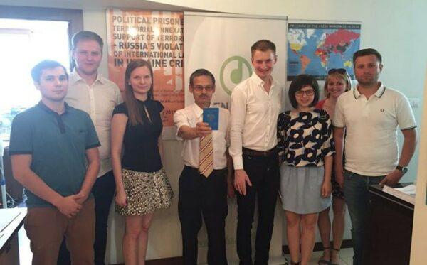 Точка над «і» в деле предоставления Нафису Кашапову статуса беженца в Польше