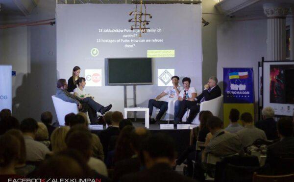 Как освободить заложников Путина? – дебаты в «Украинском мире»
