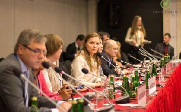 Фундация «Открытый Диалог» о злоупотреблениях механизмами Интерпола на конференции ОБСЕ по обзору выполнения обязательств в области человеческого измерения
