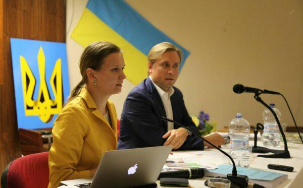 Фундация «Открытый Диалог» была гостем на Общем собрании Всемирного Конгресса Украинцев в Мадриде