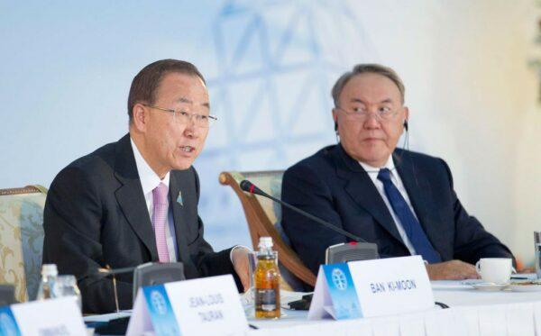 Казахстан отклоняет замечания ООН, ЕС и ОБСЕ о нарушениях прав человека