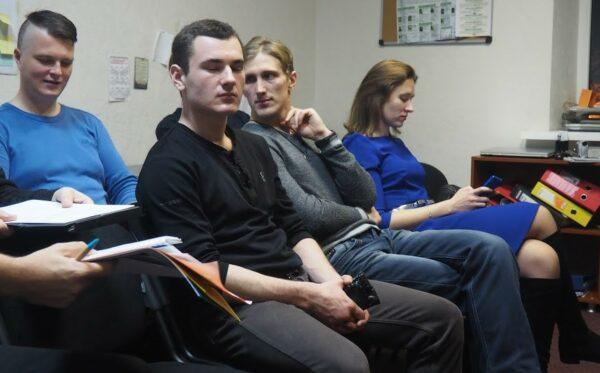 В киевском офисе Фундации «Открытый Диалог» началась серия встреч «Открытая платформа опыта»