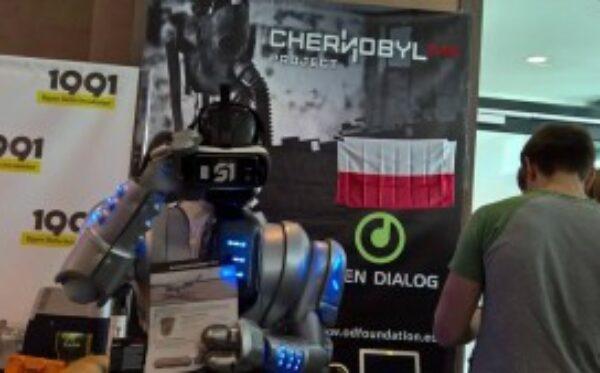 Chernobyl VR Project представлен на конференции InnoTech Украина
