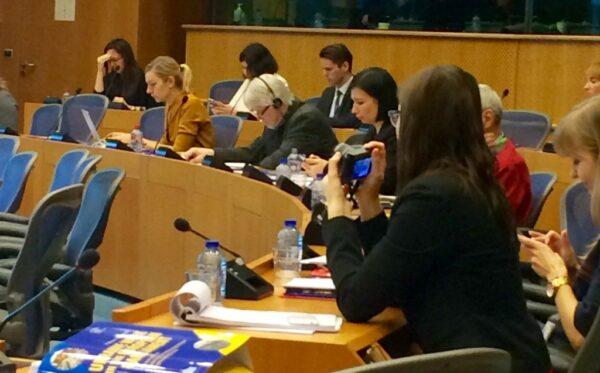 «Украинская неделя» в Европарламенте. В Брюсселе о реформах и борьбе с коррупцией